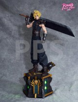 【Preorder】Pink Pink Studio FF7 Cloud Strife resin statue's post card