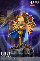 【Preorder】MF Studio Saint Seiya Shaka resin statue's post card