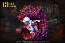 【Preorder】HJ Studio ONE PIECE Sakazuki resin statue's post card
