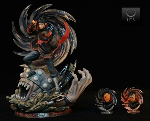 【In Stock】UTS Studio NARUTO Obito resin statue