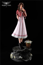 【Preorder】MayFlies Studio FF7 Aerith resin statue's post card