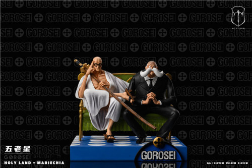 【In Stock】OT Studio ONE PIECE Two of World Government Five Elders resin statue