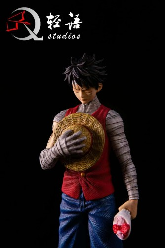【In Stock】Whisper Studio One Piece Monkey D LUFFY 1:6 scale resin statue