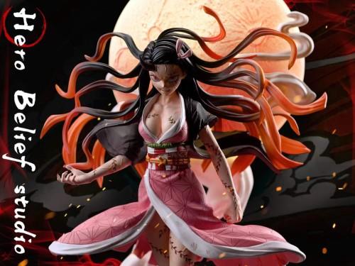 【In Stock】Hero BeliefStudio Demon Slayer Kamado Nezuko 1/6 resin statue