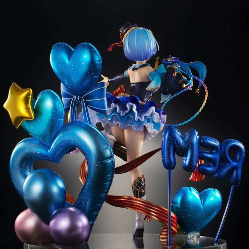 【Preorder】SSF Re:Life in a different world from zero Emilia  Rem Ram PVC figure's post card