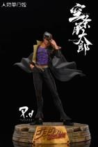 【Preorder】P.D.Studio JoJo's Bizarre Adventure Kujo Jotaro resin statue's post card