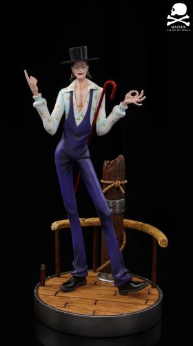 【In Stock】Master Studio ONE PIECE Rafitto/Laffitte resin statue