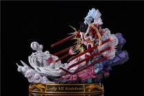【Preorder】QK Studio ONE PIECE Luffy vs Katakuri resin statue's post card