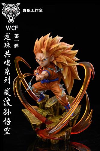 【In Stock】YELANG Studio Dragon Ball Goku resin statue