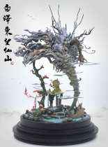 【Preorder】TTwei Studio Chinese myths BaiZe dongwangxianshan resin statue's post card