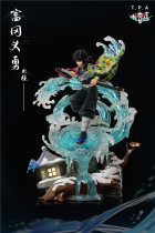 【Preorder】TPA Studio Demon Slayer Tomioka Giyuu resin statue's post card