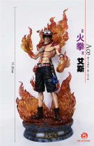 【Preorder】ONE PIECE M3 Studio Ace resin statue's post card