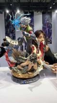 【Preorder】Iron Kite Studio NARUTO Hatake Kakashi 1/4 scale resin statue(Copyright)