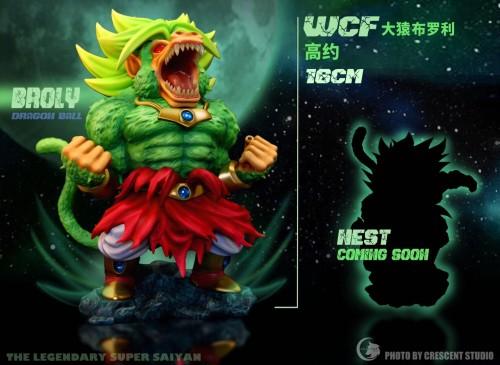 【In Stock】Crescent Studio Dragon ball Broly big ape wcf scale resin statue