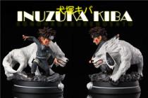【Preorder】League Studio Inuzuka Kiba resin statue's post card