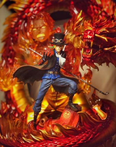 【In Stock】DT Studio One Piece Sabo resin statue