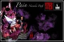 【Preorder】IM Studio NARUTO Pain Naraka Path resin statue's post card