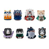 【Preorder】MegaHouse NARUTO Kitty resin statue's post card