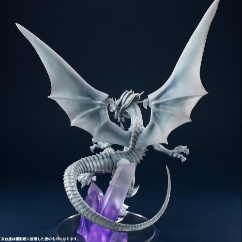 【Preorder】MegaHouse Yu-Gi-Oh! AWM Blue-Eyes White Dragon PVC Statue's post card