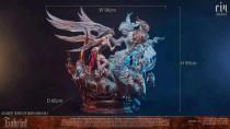 【Preorder】Ein Studio An angel series of doom horn No.2 Gabriel resin statue's postcard