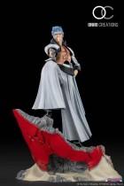 【Preorder】ONIRI BLEACH Grimmjow Jeagerjaques OC original resin statue's post card (copyright)