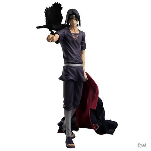 【In Stock】MegaHouse G.E.M Naruto Uchiha Itachi resin statue