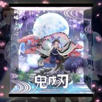 【In Stock】Demon Slayer Kochou Shinobu statue Acrylic display box