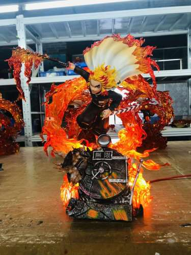 【In Stock】TPA Studio Demon Slayer Rengoku Kyoujurou resonance resin statue