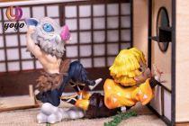 【Preorder】YOYO Studio Demon Slayer Zenitsu&Inosuke resin statue's post card