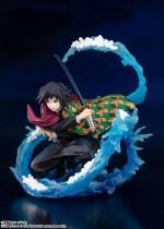 【Preorder】BANDAI ICHIBANSHO Zero Demon Slayer Tomioka Giyuu Water column's post card