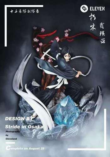 【Preorder】Eleven Studio BLEACH Rukia resin statue's post card