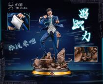 【Preorder】Yu Studio HUNTER×HUNTER Leorio resin statue's post card