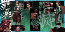 【Preorder】BIA Studio Demon Slayer Kamado Tanjirou resin statue's post card