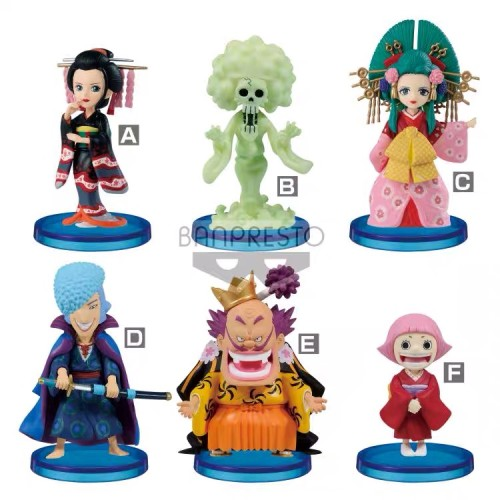 【Preorder】BANPRESTO WCF ONE PIECE Wano Country06 Statue's post card