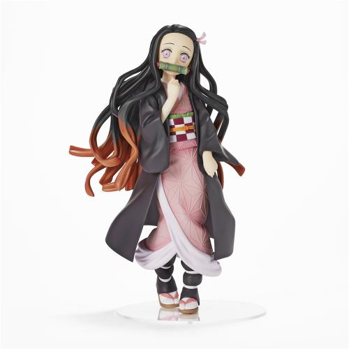 【Preorder】SEGA Demon Slayer Standing Kamado Nezuko PVC statue's post card
