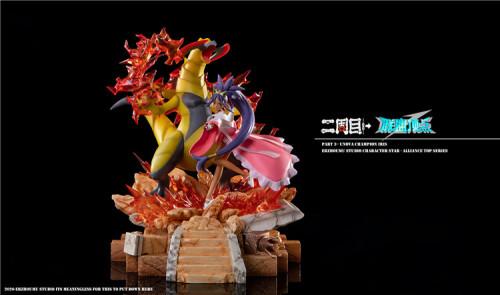 【In Stock】ERZHOUMU Studio Pokemon Iris resin statue
