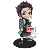 【Preorder】BANPRESTO Q Posket Demon Slayer Kamado Tanjirou PVC Statue's post card