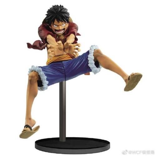 【In Stock】BANPRESTO ONE PIECE MAXIMATIC Luffy PVC Statue