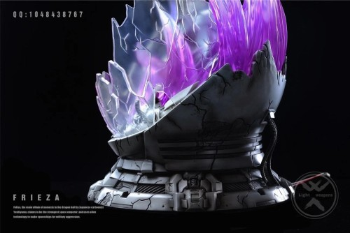 【In Stock】Light Weapons Studio Dragon Ball Frieza Resin Statue