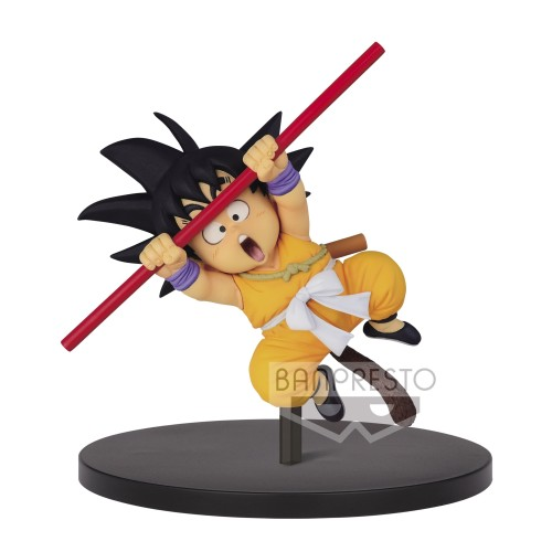 【Preorder】BANPRESTO Dragon Ball FES12 Kid Goku PVC statue's post card
