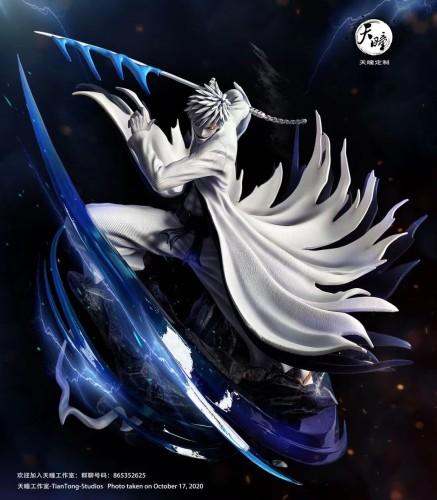 【Preorder】TianTong Studio BLEACH Soul slash Kurosaki ichigo resin statue's postcard