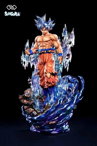 【In Stock】INFINITE Studio Dragon Ball Migatte no Gokui Son Goku statue