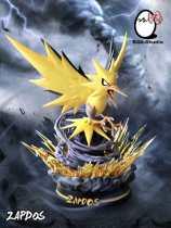 【In Stock】EGG Studio Pokemon Zapdos resin statue