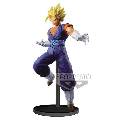 【Preorder】BANPRESTO Dragon Ball fierce fighting legend  LC super Saiyan Vegetto PVC statue's post card