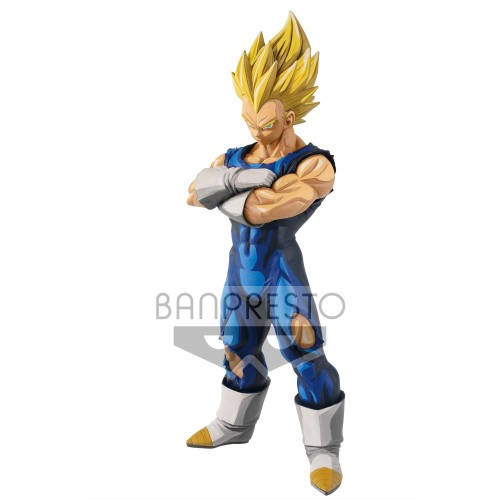 【Preorder】BANPRESTO Dragon Ball Grandista GROS cartoon color Vegeta PVC statue's post card