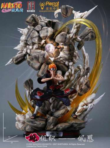 【In Stock】JIMEI Palace NARUTO Pain Copyright Resin Statue