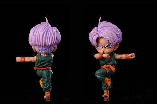 【In Stock】League Studio Dragon Ball Trunks&Son Goten resin statue