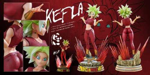 【In Stock】Panda Studio Dragon Ball Kefla resin statue