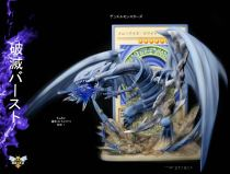 【Preorder】WASP Studio Yu-Gi-Oh! Blue-Eyes White Dragon resin statue's post card