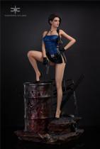【Preorder】TEAMMAN STUDIO Resident Evil Jill Valentine resin statue's post card